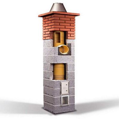 Керамические дымоходы
